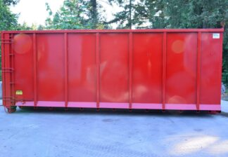20 Cubic Yard Dumpster-Greeley's Main Dumpster Rental Services