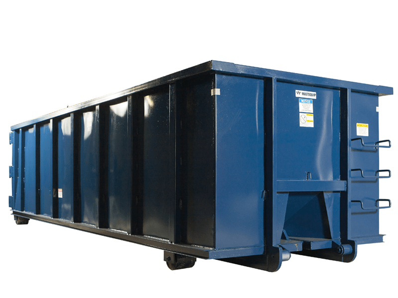 40 Cubic Yard Dumpster-Greeley's Main Dumpster Rental Services