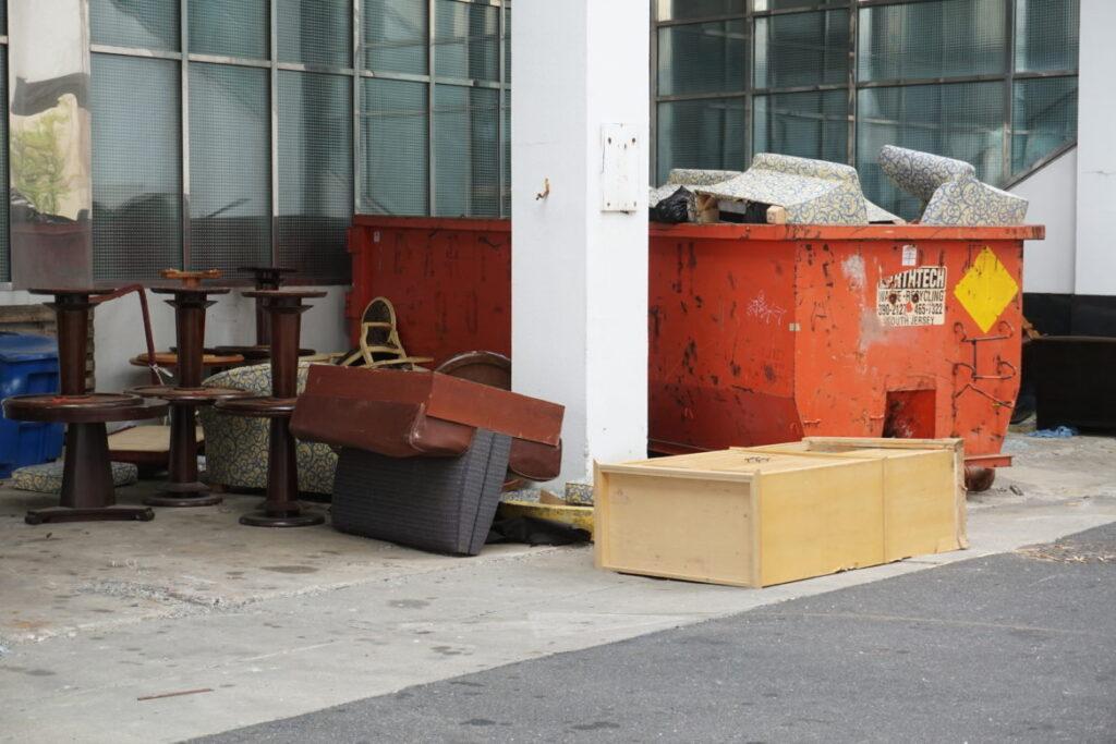 Asbestos Abatement Dumpster Services-Greeley's Main Dumpster Rental Services