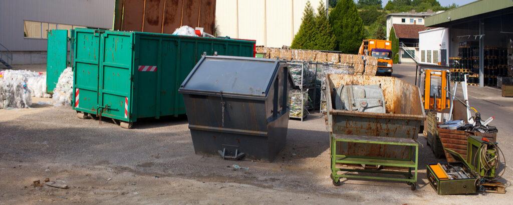 Business Dumpster Rental Services-Greeley's Main Dumpster Rental Services