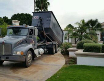 Business Moving Dumpster Services-Greeley's Main Dumpster Rental Services