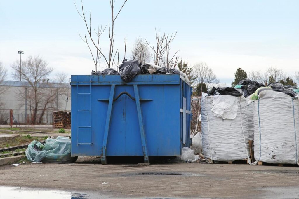 Commercial Dumpster Rental Services-Greeley's Main Dumpster Rental Services