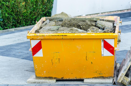 Construction Cleanup Dumpster Services-Greeley's Main Dumpster Rental Services