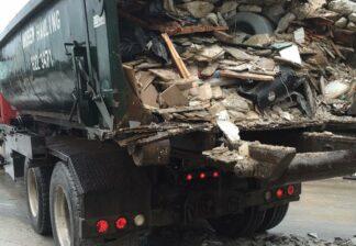 Demolition Waste Dumpster Services-Greeley's Main Dumpster Rental Services