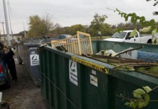 Dumpster Cleanup Services-Greeley's Main Dumpster Rental Services