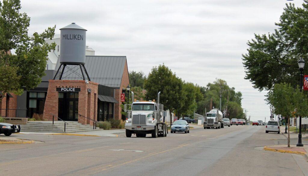 Dumpster Service in Milliken, CO