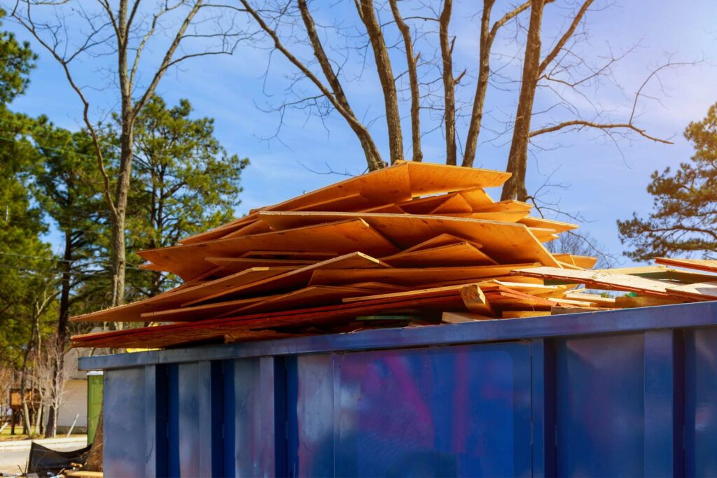 Foreclosure Cleanup Dumpster Services-Greeley's Main Dumpster Rental Services