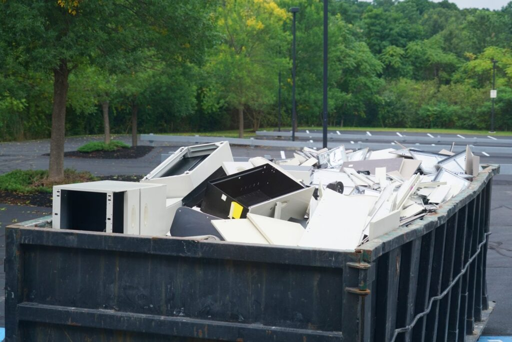 Large Residential Projects Dumpster Services-Greeley's Main Dumpster Rental Services