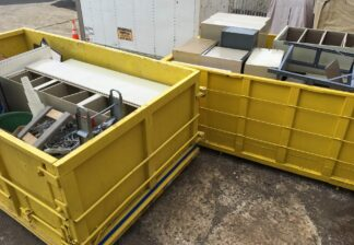 Office Clean Out Dumpster Services-Greeley's Main Dumpster Rental Services