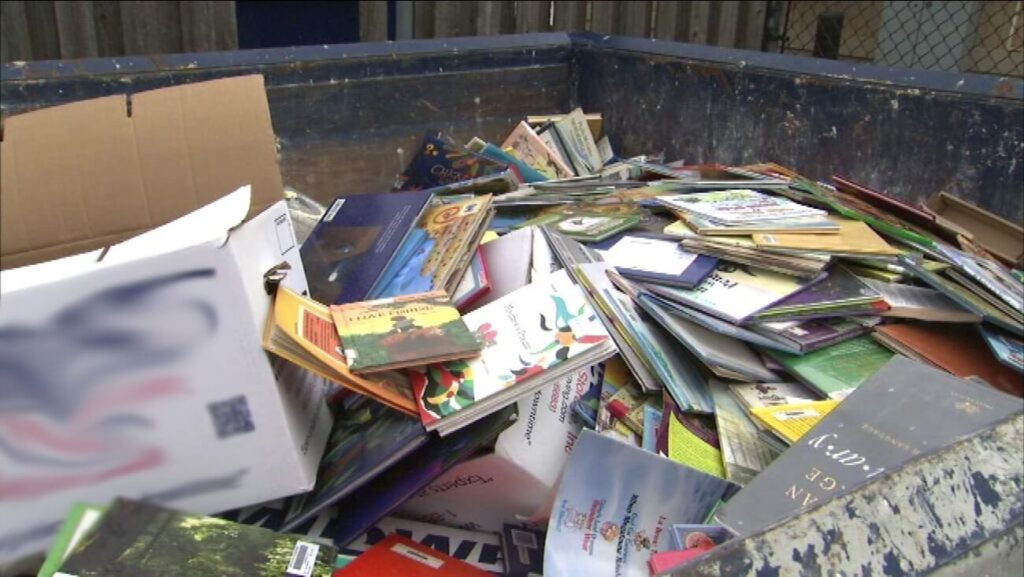School Cleanup Dumpster Services-Greeley's Main Dumpster Rental Services