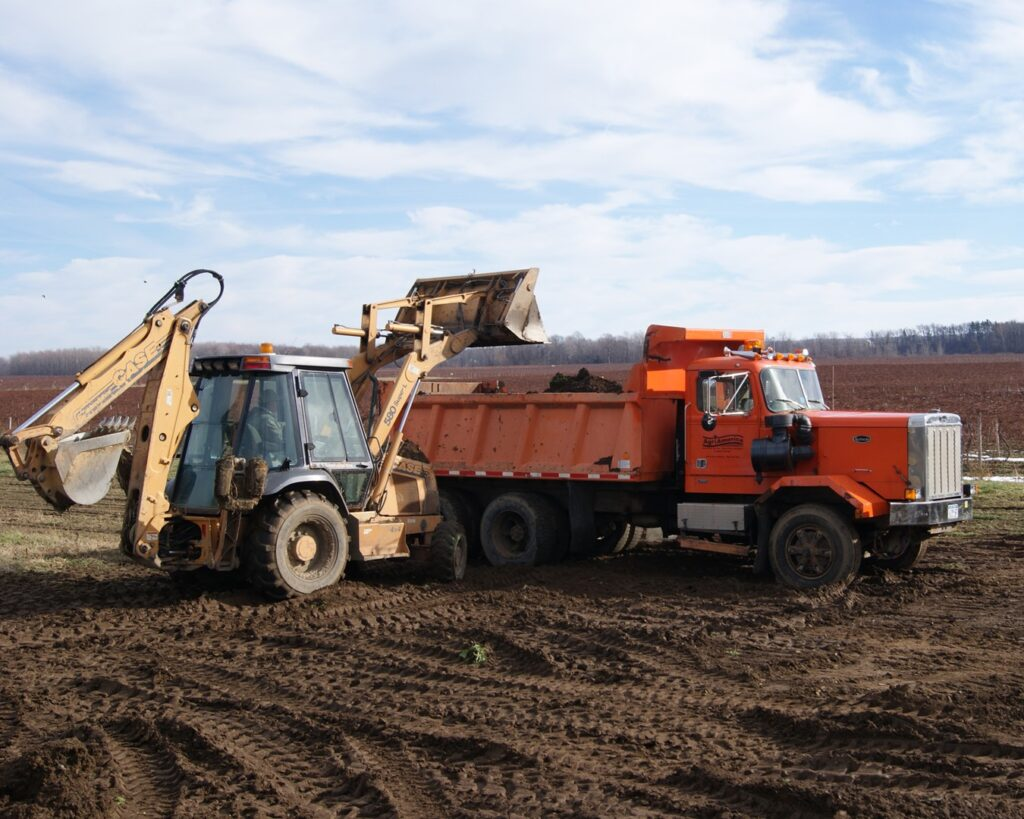 Site Clearing Dumpster Services-Greeley's Main Dumpster Rental Services