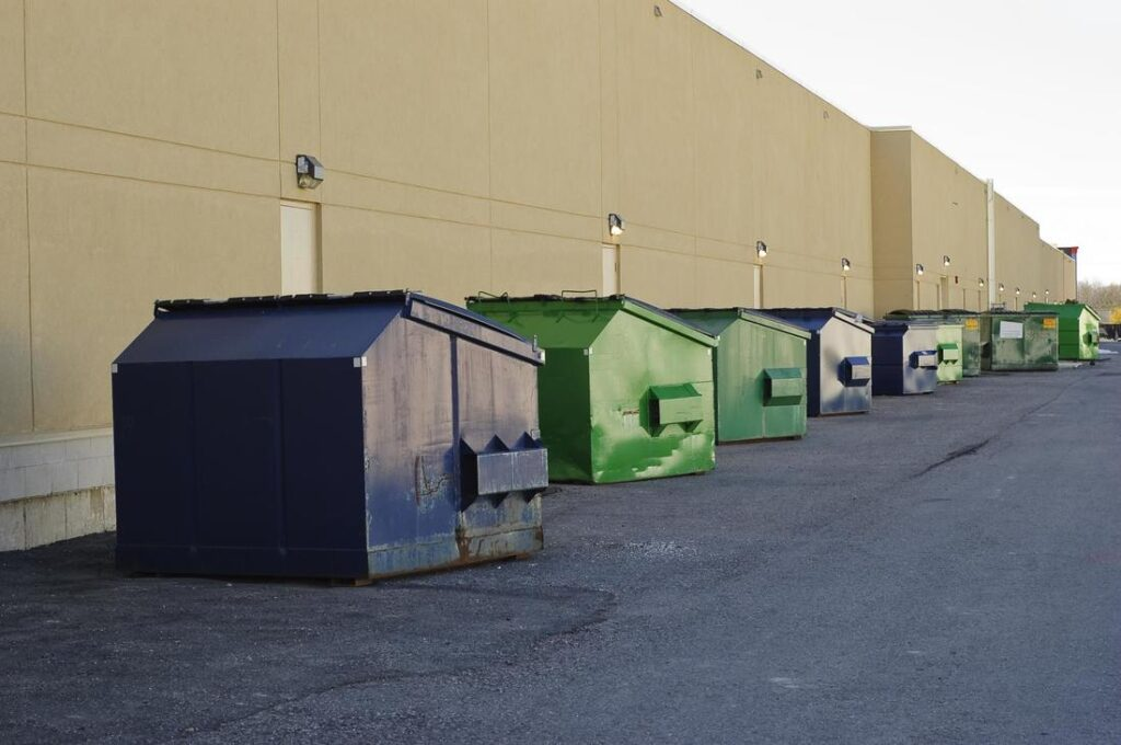 Small Dumpster Rental-Greeley's Main Dumpster Rental Services