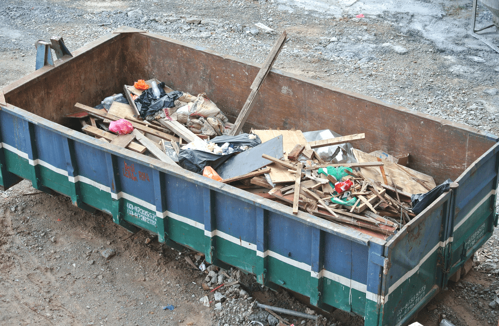 Waste Containers Dumpster Services-Greeley's Main Dumpster Rental Services