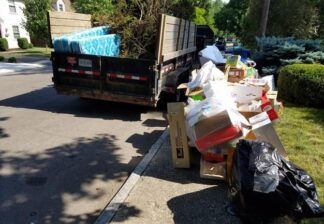 Whole House Clean Out Dumpster Services-Greeley's Main Dumpster Rental Services