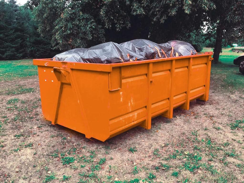 Yard Waste Dumpster Services-Greeley's Main Dumpster Rental Services